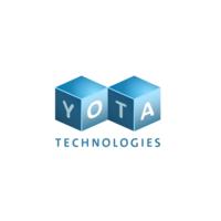 Логотип компании «Yota Technologies»