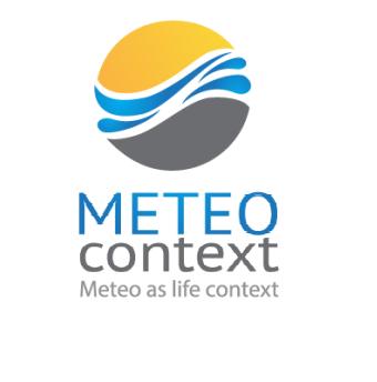 Логотип компании «Метеоконтекст»
