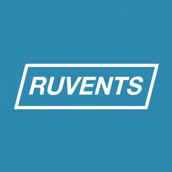 Логотип компании «RUVENTS»