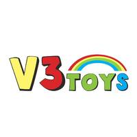 Логотип компании «V3Toys»