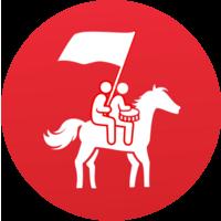 Логотип компании «KudaGo»