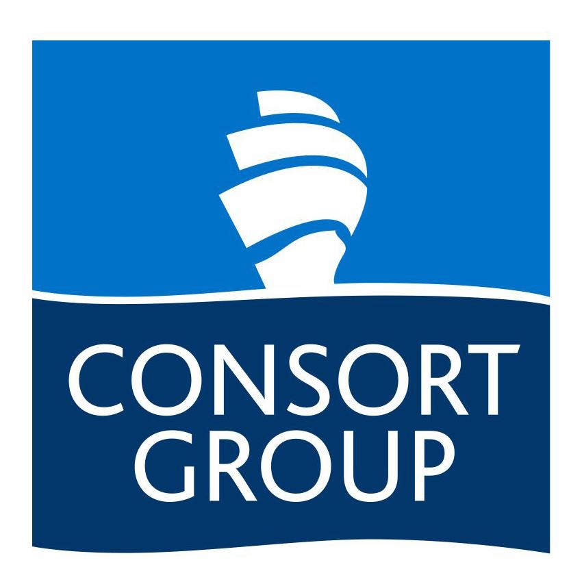 Логотип компании «CONSORT Group»