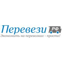 Логотип компании «Перевези.рф»