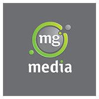 Логотип компании «mg media»