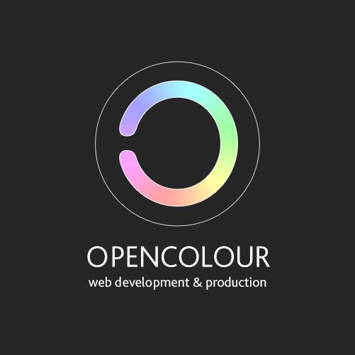Логотип компании «OpenColour»