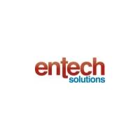 Логотип компании «ENTech Solutions»