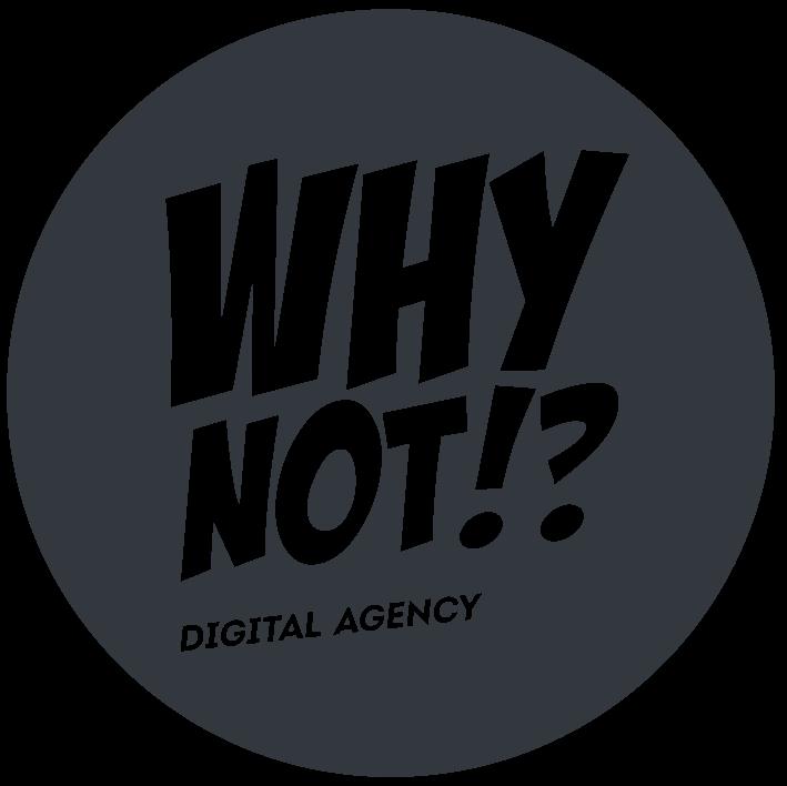 Логотип компании «WhyNot?!»
