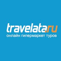 Логотип компании «Travelata»
