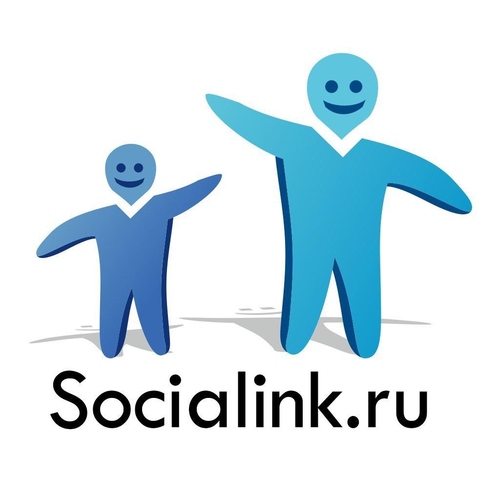 Логотип компании «Социалинк»