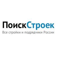 Логотип компании «ПоискСтроек»