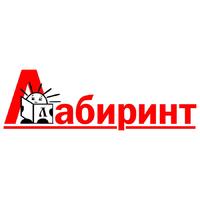 Логотип компании «Лабиринт»
