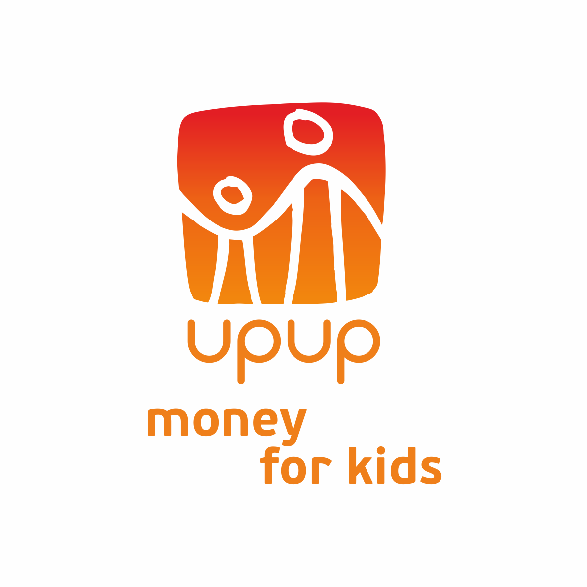 Логотип компании «Upup»
