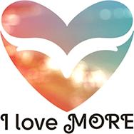 Логотип компании «iLoveMore»