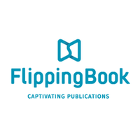 Логотип компании «FlippingBook»