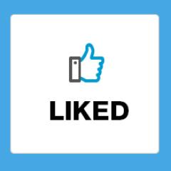 Логотип компании «LIKED»