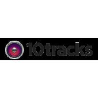 Логотип компании «10tracks.com»
