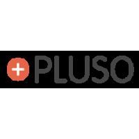 Логотип компании «Pluso»