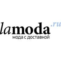 Логотип компании «Lamoda»