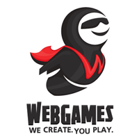 Логотип компании «Webgames»