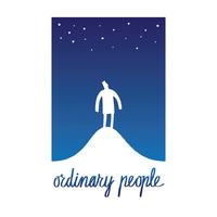 Логотип компании «ОБЫЧНЫЕ ЛЮДИ»