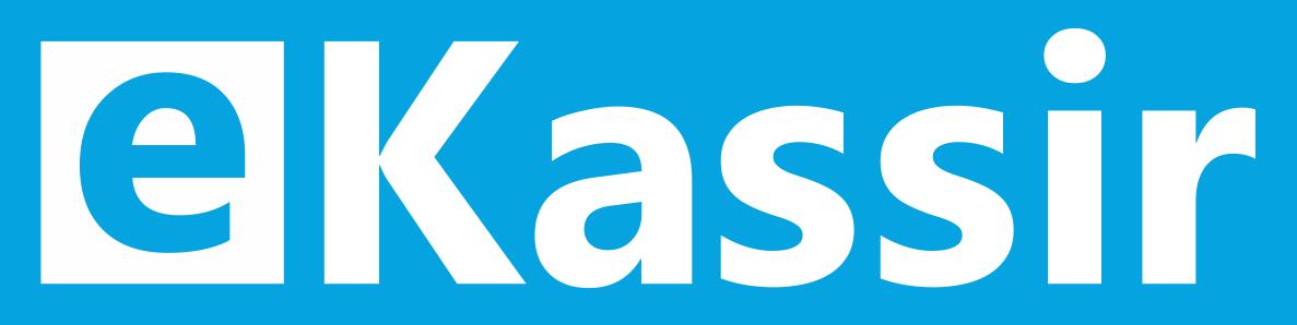 Логотип компании «eKassir»