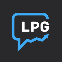 Логотип компании «LPgenerator»