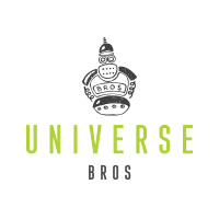 Логотип компании «Bros Universe LTD»