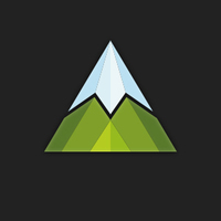 Логотип компании «Алмедиа»