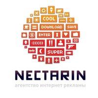 Логотип компании «УК Нектарин»