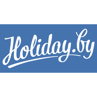 Логотип компании «Портал Holiday.by»