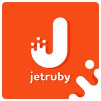 Логотип компании «JetRuby»