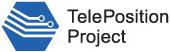 Логотип компании «TelePosition Project»