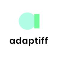 Логотип компании «adaptiff»