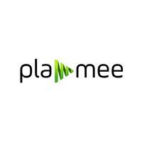 Логотип компании «Plamee»