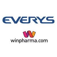 Логотип компании «Эверис WinPharma»