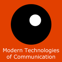 Логотип компании «Modern Technologies of Communication»