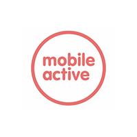Логотип компании «Мобильный Актив»