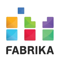 Логотип компании «FABRIKA»