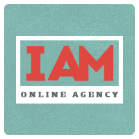 Логотип компании «I AM Online agency»