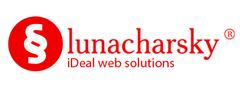 Логотип компании «Lunacharsky»