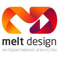 Логотип компании «Melt Design»