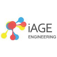 Логотип компании «iAGE Engineering»