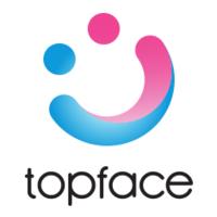 Логотип компании «Topface»