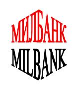 Логотип компании «МИЛБАНК»