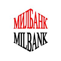 "Логотип компании «ООО КБ ""МИЛБАНК""»"