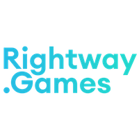 Логотип компании «Rightway Games»