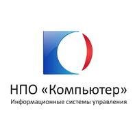 "Логотип компании «НПО ""Компьютер""»"