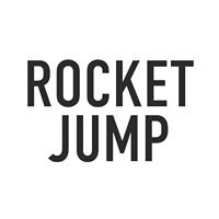 Логотип компании «Rоcket Jump»