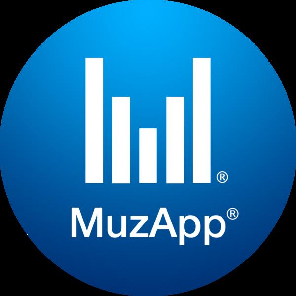 Логотип компании «MuzApp, Inc.»