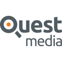 Логотип компании «КвестМедиа»